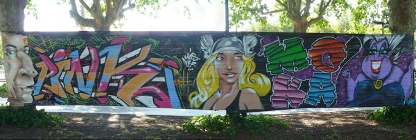 street art Bordeaux 17 août 2013