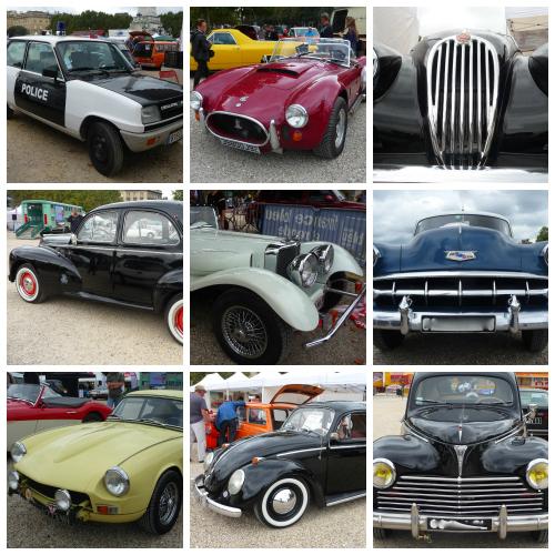 voitures
