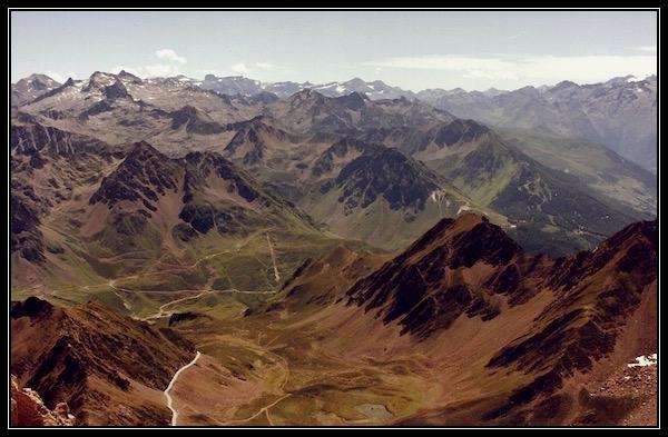 Pyrénées juil 90