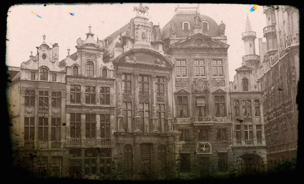 Bruxelles mai 96