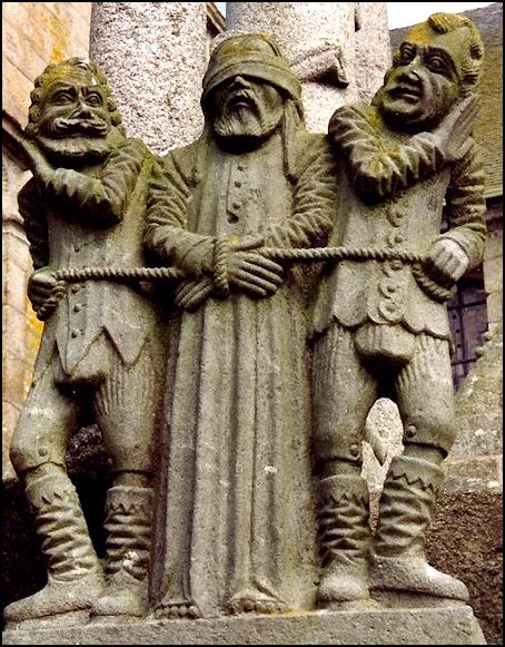 St Thégonnec août 92